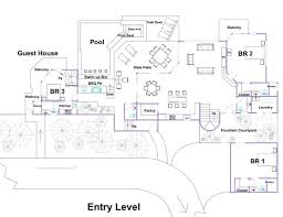 entry floor upper floor