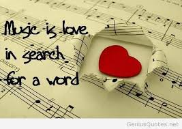 Musical Love Quotes Magnificent Music Quotes Images