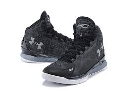 under armour shoes black. men under armour ua curry 1 basketball shoes black