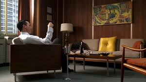 mad men office furniture. The Furniture Of Mad Men: Don Draper\u0027s Office Mad Men Office Furniture U