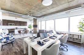office lofts. An E-lofts Model Unit Offers Design Possibilities For A Business Office  Space. Lofts
