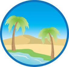 Image result for clip art FL palm trees