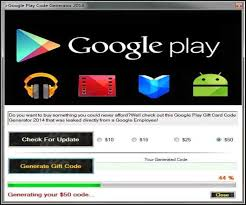 free google play gift card no survey 2017