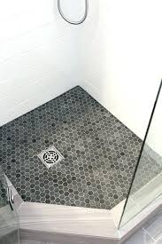glass tiles for shower floor slippery tile non slip coating best ideas on phenomenal pictures concept