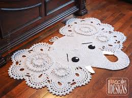 Free Crochet Rug Patterns Adorable Best Free Crochet Rug Patterns Owl Crochet Rug Crochet Watch More