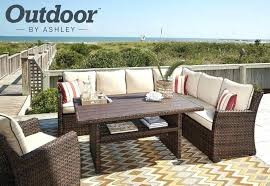 ashley furniture patio dining sets furniture outdoor outdoor