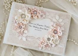 Sign Book For Wedding Lace Wedding Guest Book Personalised Guestbook Dusky Pink Wedding Pink Guest Book Lace Guestbook Sign In Book Wedding Gift Sign Book