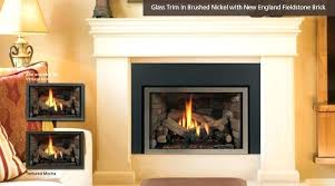 direct vent fireplace insert s direct vent gas fireplace insert installation cost