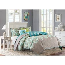 madison park tara 6 piece quilted coverlet set free today com 17491943