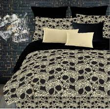 Skull Bedroom Decor Skull Bedding For Girls Comforter Set Twin Xl Full Queen Bed In A