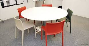 trumpet round meeting table cogapp