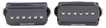 seymour duncan shpr 1s p rails pickup black set sweetwater seymour duncan shpr 1s p rails pickup black set image 1