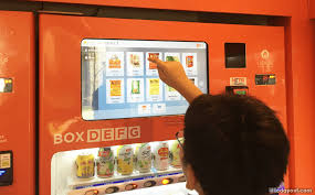 How To Purchase A Vending Machine Amazing Vending Machines In Singapore 48 Unusual Items You Can Buy