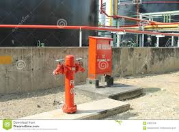 American Fire Hose And Cabinet Fire Hose Box Hydrant Stock Photos Images Pictures 123 Images