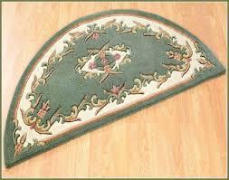 semi circle rug half rugs ikea pertaining to remodel 16