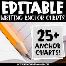 What Is Anchor Chart Writing Anchor Charts Bundle