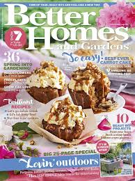 better homes and gardens subscription. Modren Subscription Better Homes And Gardens Subscription For And