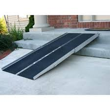 how to build a temporary wheelchair ramp over stairs chair design building steps concrete