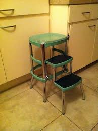 cosco step stools vintage stool by candy chair black