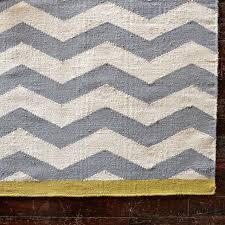 zigzag rug west elm