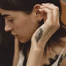 акварельные переводные тату Miami Tattoos Lovely Birds