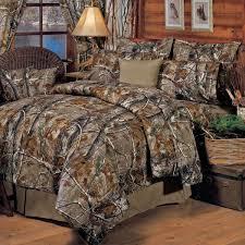 realtree all purpose comforter set full green 07175300083rt