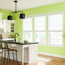 2 5 faux wood blinds blinds the home depot