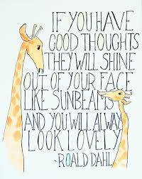 Roald Dahl Quotes Fascinating Roald Dahl A Project For Kindness
