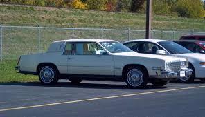 Curbside Classic: 1983 Cadillac Eldorado – Mmm, Buttery!