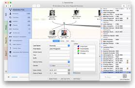 Track Your Family With A Mac Family Tree Mac360