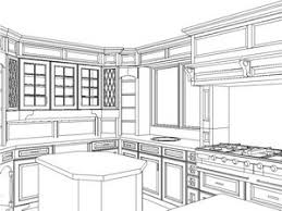 kitchen drawing perspective. Perfect Kitchen Kitchen Perspectivejpg To Kitchen Drawing Perspective L