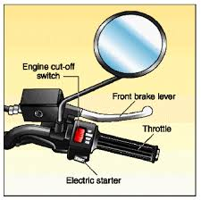 introduction to motorcycles engine cut off switch