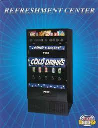 Used Vending Machine Parts Enchanting Mechanical Vending Machine Combos VM48 Soda Machine