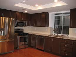 Decorations : Kitchen Kitchen Backsplash Ideas For Dark Cabinets ...