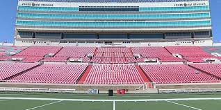 New Seating Food Options Renovations At Jones At T Stadium