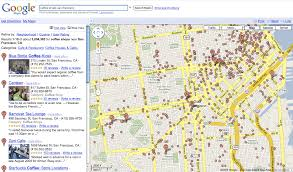 google maps increases results from  to   search marketing