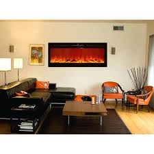 tiles 50 inch wall mount electric fireplace
