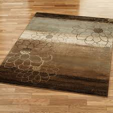 brown area rugs flower outline large light rug throw square seagrass solid dhurrie girls teal