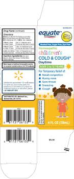 Childrens Dimetapp Cold And Cough Thorough Infant Cold