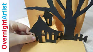 How To Make  Easy Greeting Card Monster Birthday Halloween  Step Card Making Ideas For Halloween