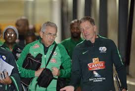 Alex Heredia Thinks Stuart Baxter Made The Right Choice With Bafana