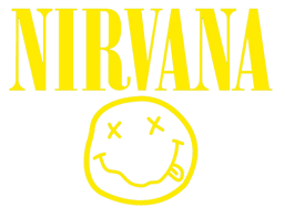 Nirvana Logo, Nirvana Symbol Meaning, History and Evolution