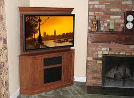 flat panel mount tv stand. Mount Your Flat Panel TV To The C-220 Corner Base With Back Wall Tv Stand
