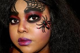 spider queen makeup tutorial