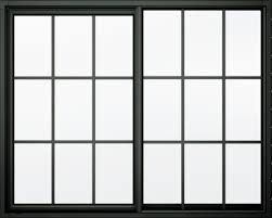 glass window frame png. Modren Window Black Window Frame To Glass Png