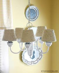 from builder grade boring to beach cottage beautiful 9 diy chandelier makeover at