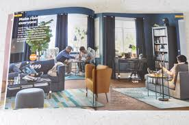 ikea furniture catalog. Jewel-tones Have Been Recently Creeping Onto The Scene, Inching Out White-upon-white Look That Has Splashed Upon Pinterest For Years Now. Ikea Furniture Catalog