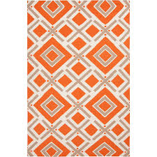 area rugs amazing orange and gray area rug orange rug target