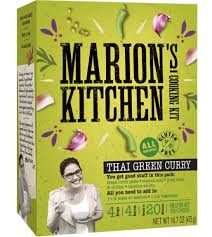 Thai Green Curry - Marion's Kitchen