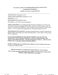 Gallery Of Teaching Assistant Cover Letter Example